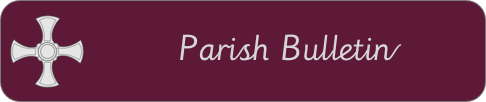 Parish Bulletin