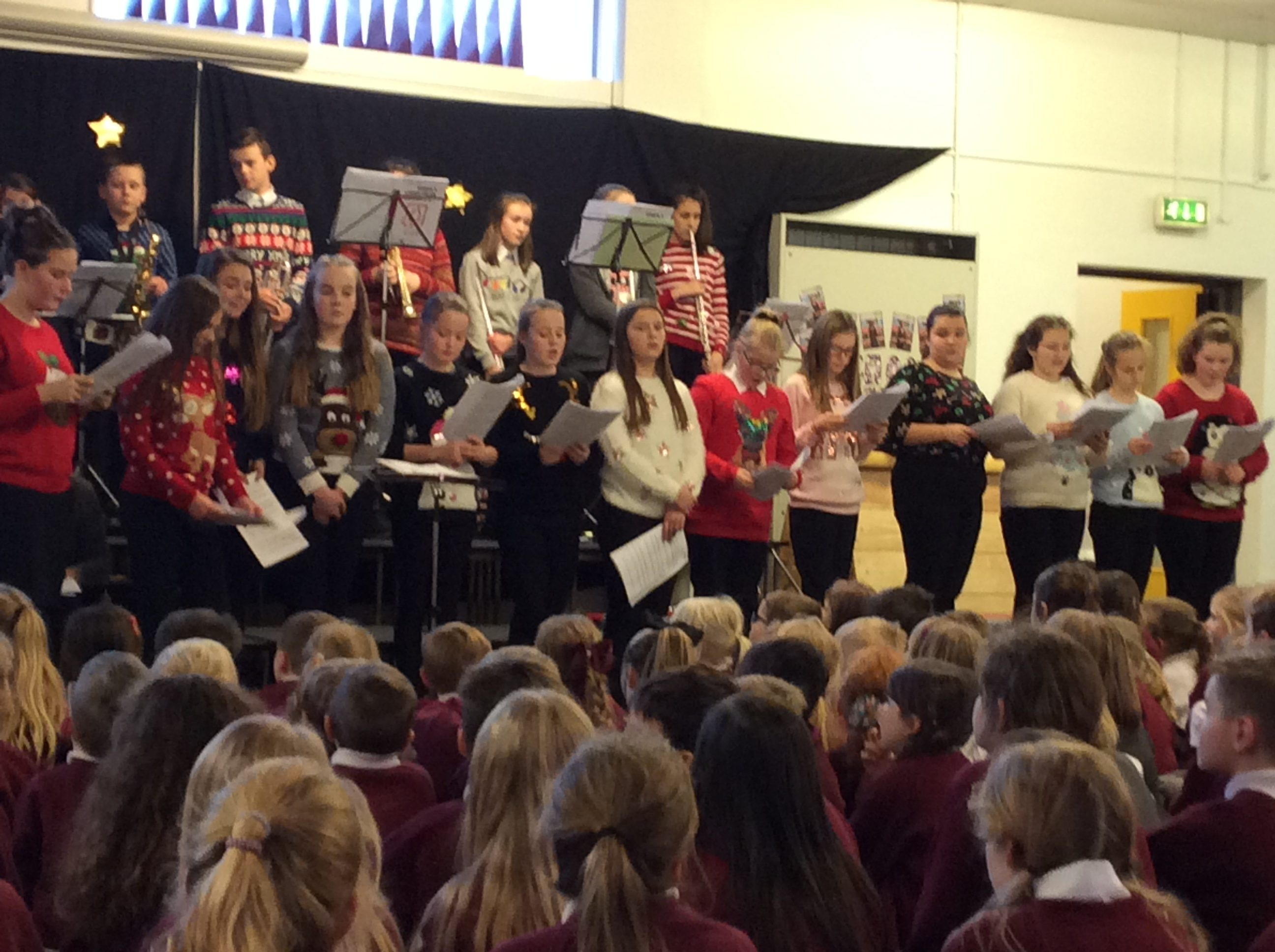 Music From St Bede S St Cuthbert S Primary School