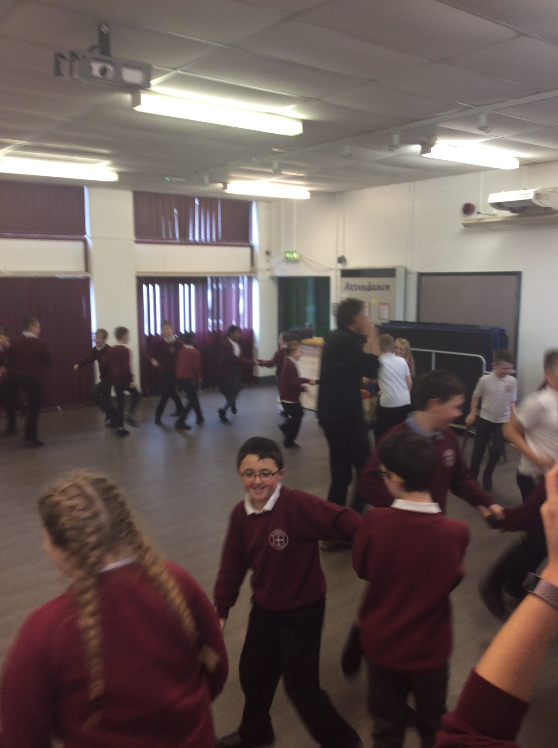 Year 6 Really Enjoyed The Ceilidh St Cuthbert S Primary
