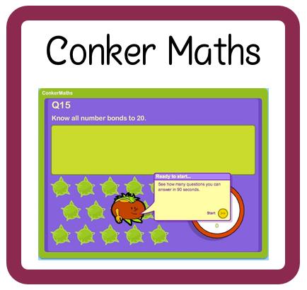 Conker Maths