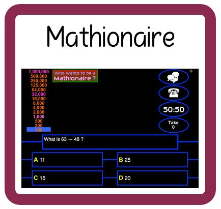 Mathionaire