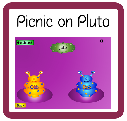 Picnic on Pluton